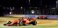 Binotto revela que pensaron en intercambiar posiciones en Singapur - SoyMotor.com