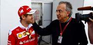 """Marchionne, emocionado con la victoria de Ferrari: """"Ya era hora"""" - SoyMotor.com"""