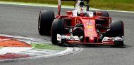 Vettel, durante el GP de Italia 2016 - SoyMotor