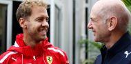 Sebastian Vettel y Adrian Newey en Austin - SoyMotor.com