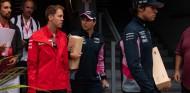 Vettel le pidió perdón a Stroll tras el incidente de Monza - SoyMotor.com