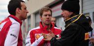 """Pirelli: """"Vettel incluso nos vino a visitar a la fábrica de Milán"""" - SoyMotor.com"""