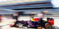 Sebastian Vettel lidera los Libres 2 del GP de Estados Unidos 2013 - LaF1