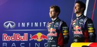 Vettel tendrá trato preferencial en Red Bull según Stoddart