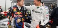 """Vettel, tras Schumacher: """"Siempre seré el número 2 en Alemania"""" - SoyMotor.com"""