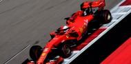 Sebastian Vettel en el GP de Rusia 2019 - SoyMotor