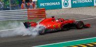 Sebastian Vettel en Monza - SoyMotor.com