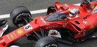 Ferrari en el GP de Gran Premio de Gran Bretaña F1 2017: Viernes - SoyMotor.com