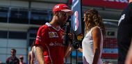 Vettel, dispuesto a hablar con Hamilton para firmar la paz - SoyMotor.com