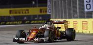 Vettel se vio forzado a remontar desde la última posición de la parrilla - LaF1