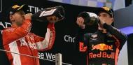 Autoevalución de los pilotos: cinco para Vettel y casi diez para Verstappen - SoyMotor.com