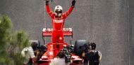 "Tercera victoria del año para Vettel: ""Increíble, carrera intensa"" - SoyMotor.com"