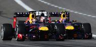 Webber admite que Vettel influyó en su marcha de la F1