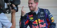 Sebastian Vettel celebra su victoria en Japón - LaF1