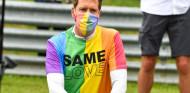 """Vettel y su camiseta en apoyo a la comunidad LGTBQ+: """"Estoy muy orgulloso de haberla llevado"""" - SoyMotor.com"""