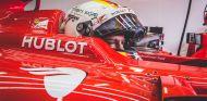 Sebastian Vettel mantiene los pies en el suelo respecto a las opciones de Ferrari en 2016 - LaF1
