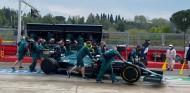 """Szafnauer defiende que los problemas de Vettel en Imola """"no han sido su culpa en absoluto"""" - SoyMotor.com"""