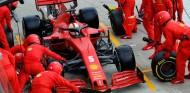 Ferrari explica la remontada de Vettel en Imola desde la estrategia - SoyMotor.com