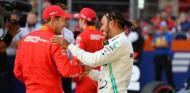 """Hamilton se cuela entre los Ferrari: """"Están a otro nivel"""" –SoyMotor.com"""