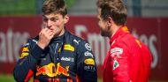 Sebastian Vettel y Max Verstappen – SoyMotor.com