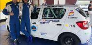 Victor Prim durante el Rally Botafumeiro - SoyMotor.com