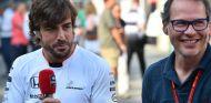 Alonso y Villeneuve durante la temporada 2016 - SoyMotor