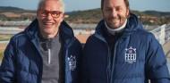 Jacques Villeneuve (izq.) y Patrick Lemarié (der.) - SoyMotor.com