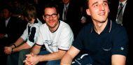 Jacques Villeneuve y Robert Kubica - SoyMotor.com