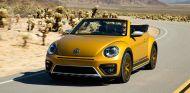 El Volkswagen Beetle Dune aúna dos estéticas muy diferentes - SoyMotor