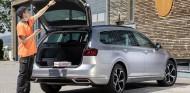 Nacex entregará paquetes en los maleteros de Volkswagen - SoyMotor.com