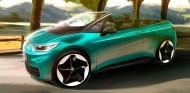 El posible Volkswagen ID.3 descapotable - SoyMotor.com