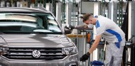 Volkswagen Navarra, ayer en el día de su reapertura - SoyMotor.com