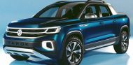 Volkswagen Tarok Concept - SoyMotor.com