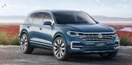 De alguna forma, las fotos oficiales del Volkswagen T-Prime Concept GTE nos evocan a China - SoyMotoro