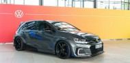 Volkswagen Golf GTE HyRACER: híbrido con aroma de circuito - SoyMotor.com