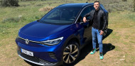 Volkswagen ID.4 2021: probamos la versión más potente - SoyMotor.com