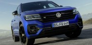 Volkswagen Touareg R 2021: deportividad XL híbrida enchufable - SoyMotor.com