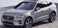 Volvo XC60 2021: sutiles retoques y sistema multimedia Android - SoyMotor.com