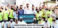 Hamilton y Mercedes, nominados a los premios Laureus 2021 - SoyMotor.com