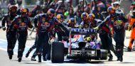 Red Bull tomará medidas para no repetir el accidente de Alemania