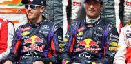 Sebastian Vettel y Mark Webber - LaF1