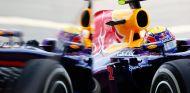 Mark Webber en Silverstone
