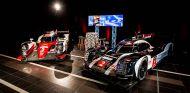 Toyota y Porsche en la presentación del WEC 2017 - SoyMotor
