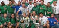 Mazepin y Schumacher ya fueron compañeros de equipo... ¡en karting! - SoyMotor.com