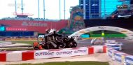 El accidente de Pascal Wehrlein en la Race of Champions - SoyMotor
