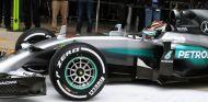 Pascal Wehrlein en el test de Silverstone de 2016 con Mercedes - SoyMotor