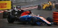 Wehrlein y Bottas en el GP de Mónaco - SoyMotor.com