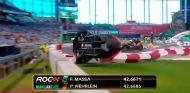 Pascal Wehrlein tras su toque con Felipe Massa - SoyMotor
