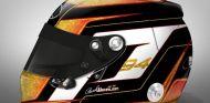 Éste es el nuevo casco de Pascal Wehrlein - LaF1