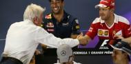 La emotiva carta de Sebastian Vettel y los pilotos a Charlie Whiting - SoyMotor.com